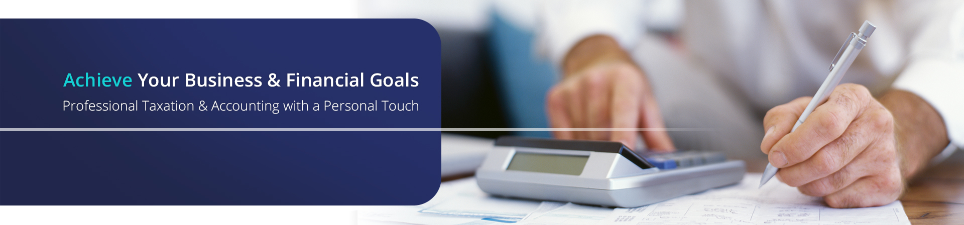 Ghai CPA Professional Corporation Accounting Services